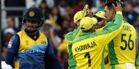 Srilanka Defeated By 87 Runs Australia On Top In The Team Position