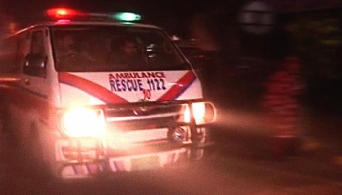 نارووال میں وین حادثہ، 5 افراد جاں بحق
