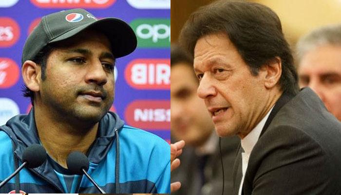 عمران خان کے جیت کیلئے سرفراز کو مشورے
