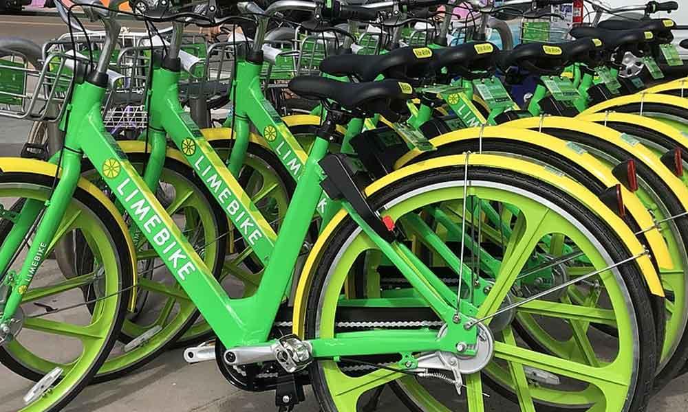 برسلز، سائیکل سواروں کا 'برہنہ سائیکل مارچ '