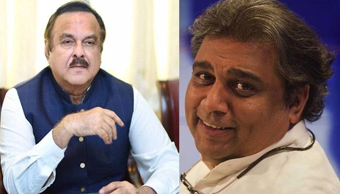 نعیم الحق اور علی زیدی کا پاک بھارت میچ پر تبصرہ
