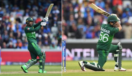 Icc Cwc 2019 22th Match Pakistan Batting On Indian 337 Runs Target