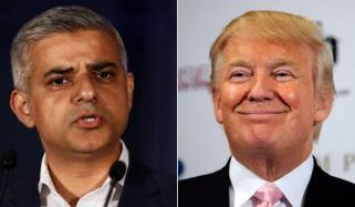 Trump Once Again Criticize London Mayor