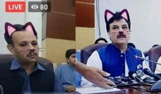 Shaukat Yousafzai Press Conference Facebook Live Stream