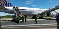 Plane Skidding Off Runway At Us Airport Many Passengers Injured