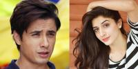 Ali Zafar And Mawra Reached Manchester To Support National Team