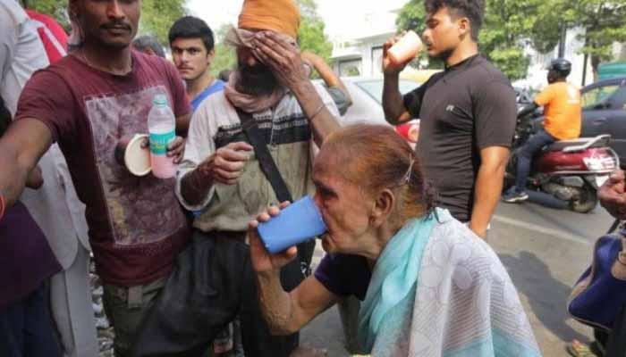 بھارت:بہار میں گرمی،50سے زائد افراد ہلاک
