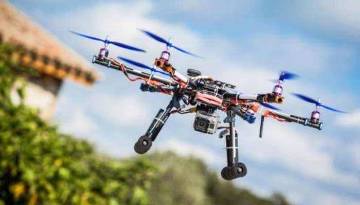 بھارت، ڈرونز کے ذریعے کھانا ڈلیور کرنے کا تجربہ