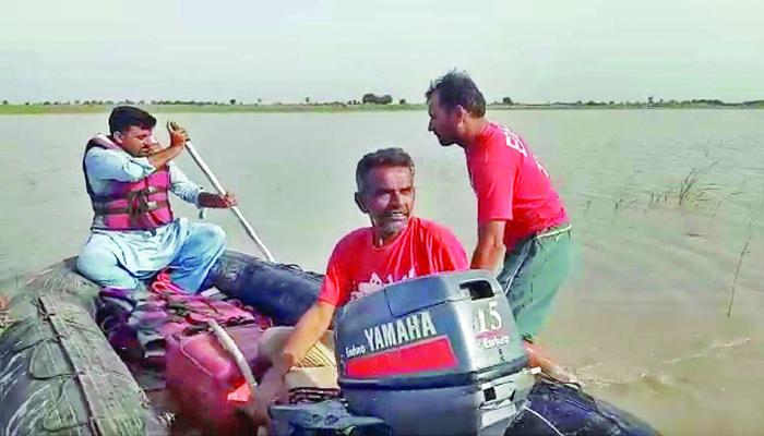 دریائے سندھ میں ڈوبنے والے 2 بچوں کی لاشیں نکال لی گئیں