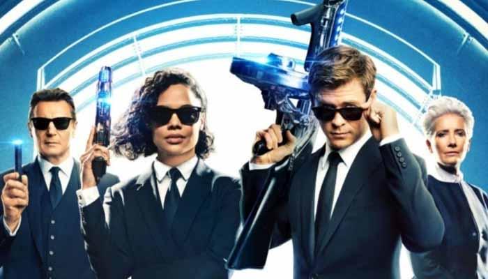 فلم' مین اِن بلیک انٹرنیشنل ' کا باکس آفس پرقبضہ