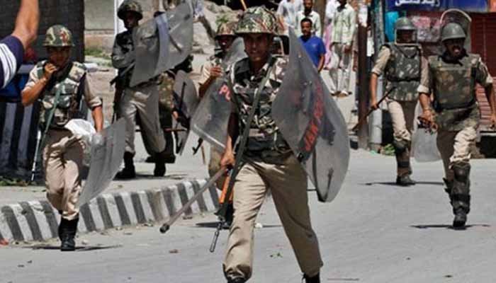 مقبوضہ کشمیر، بھارتی فوج کی فائرنگ سے2 کشمیری شہید