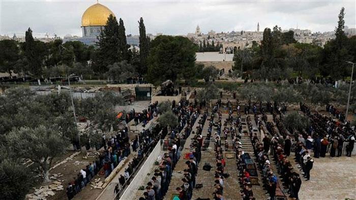 اردن کا ''القدس '' کے نام سے ڈاک ٹکٹ جاری کرنے کا اعلان