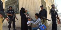 Anti Polio Campaign Starts In Karachi