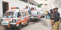 Karachi Orangi Town Firing 2 Policemen Martyred