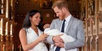 Prince Harry And Meghan Markle Share Sweet Fathers Day Photo Of Archie