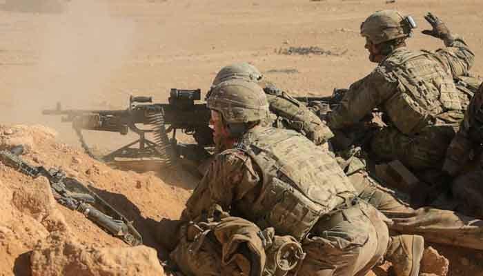 امریکا کی مزید ایک ہزار فوجی مشرق وسطیٰ بھیجنے کی منظوری