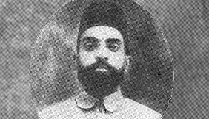 مولانا دین محمد وفائی