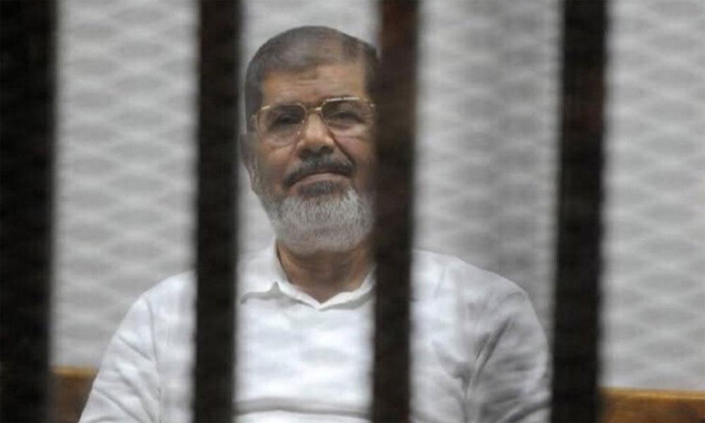 مرسی سپردِ خاک، اخوان المسلمون نے موت کو قتل قرار دیدیا