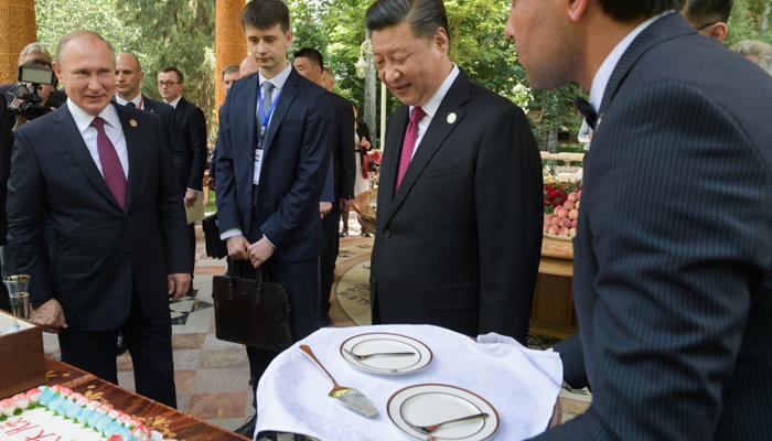 چینی صدر کی سالگرہ پر تقریب کا اہتمام
