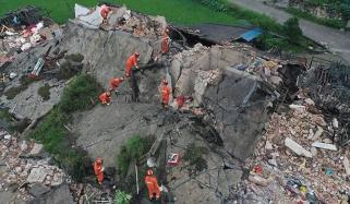 12 Dead In China Earthquake