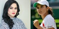 Sania Mirza And Veena Malik Clash On Twitter