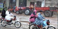 Rain In Different Cities Of Punjab