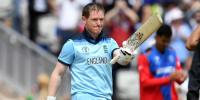 Eoin Morgan Breaks Most Sixes Record In Odi Innings