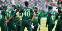 Pakistani Cricketers Worried About Criticism After Defeat Against India