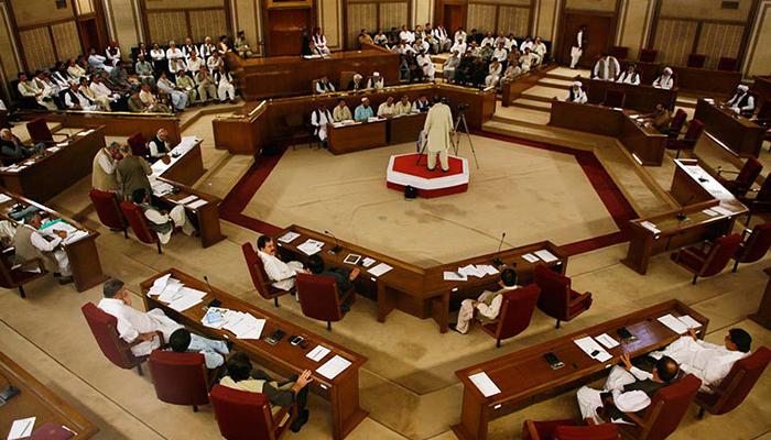 بلوچستان کابجٹ آج پیش کیاجائےگا