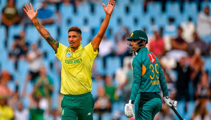 پاکستان، جنوبی افریقا کے پاس جیت کے سوا کوئی آپشن نہیں