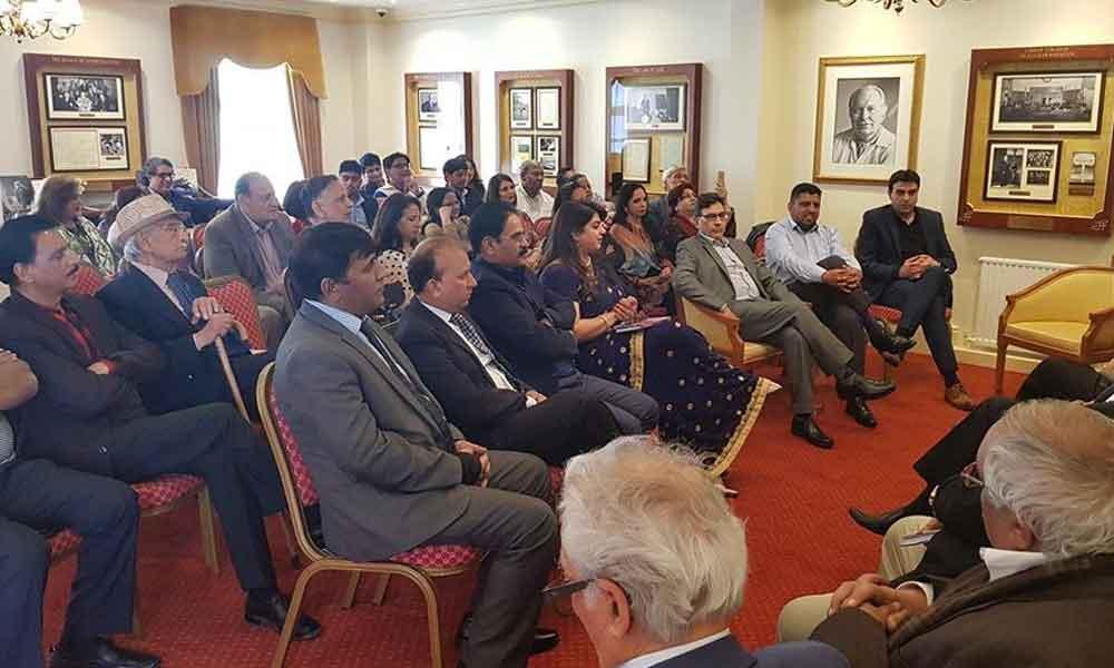 لندن میں کیفی اعظمی کو خراج تحسین