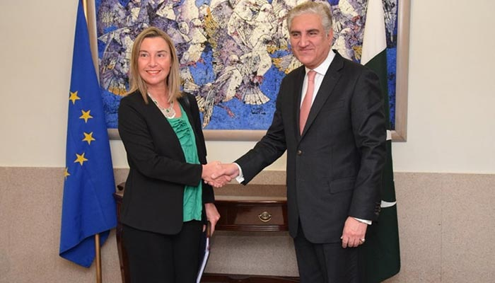 پاکستان اور یورپی یونین کے درمیان اسٹرٹیجک انگیجمنٹ پلان