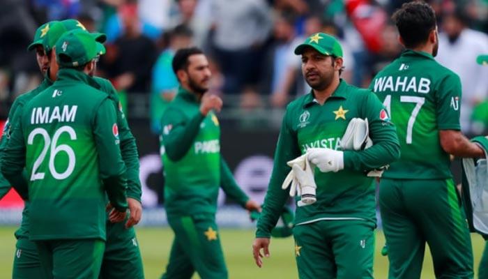 پاکستانی کھلاڑی خوف میں مبتلا