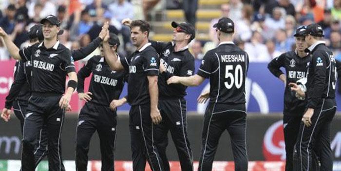 نیوزی لینڈ کی جنوبی افریقہ کو 4 وکٹوں سے شکست