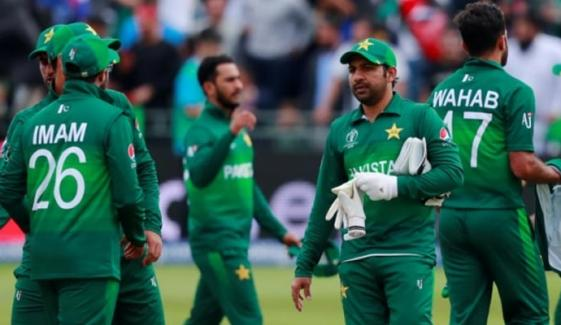 Pakistani Players In Fears