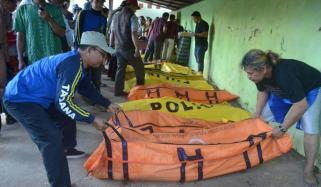 17 Dead After Boat Sinks In Indonesia
