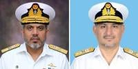 Pakistan Navy Promoted Two Commodores As Rear Admiral On Honorary Basis