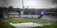 New Zealand And South Africa Toss Delayed Due To Wet Out Field
