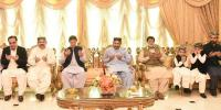 Imran Khans Ghotki Condolence The Death Of Federal Minister