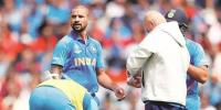 Shikhar Dhawan Ruled Out Of World Cup 2019