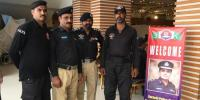 Additional Ig Karachi Amir Shaikh Holds Meeting With Chairman District Central