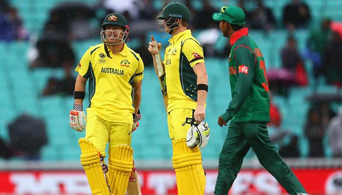 ورلڈکپ، آسڑیلیا اور بنگلادیش کا مقابلہ آج ہوگا