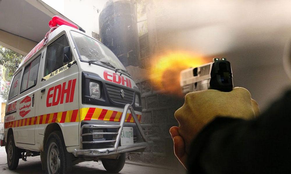 کراچی: خاتون کی پھندا لگی لاش برآمد، 2 افراد اندھی گولی کا شکار