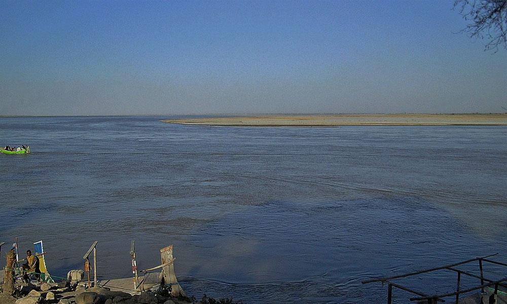 ڈیرہ اسماعیل خان: دریائے سندھ کے بہاؤ میں اضافہ، کئی دیہات متاثر
