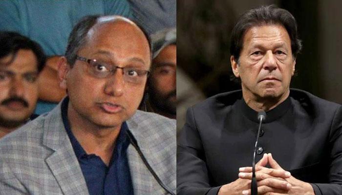 سعید غنی کا وزیراعظم کی معطلی کا مطالبہ