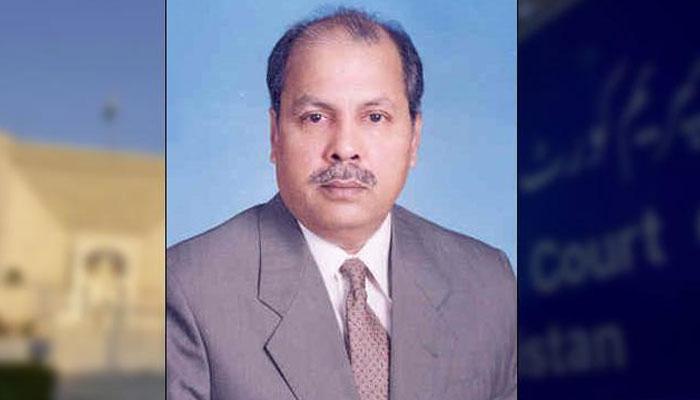 سندھ کرپشن میں ڈوبا ہوا ہے،جسٹس گلزار احمد