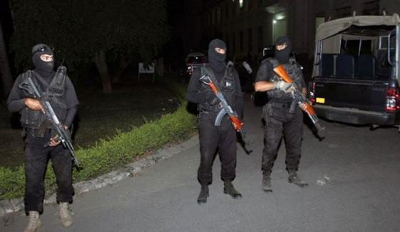 Ctd Killed Two Terrorists In Multan