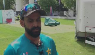 Last Couple Of Days Were Very Disappointing Muhammad Hafeez