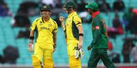 Bangladesh And Australia Will Be In Action Today In The 26th Match Of Icc Cricket World Cup