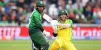 Cwc201926th Match Australia Set 382 Runs Target For Bangladesh